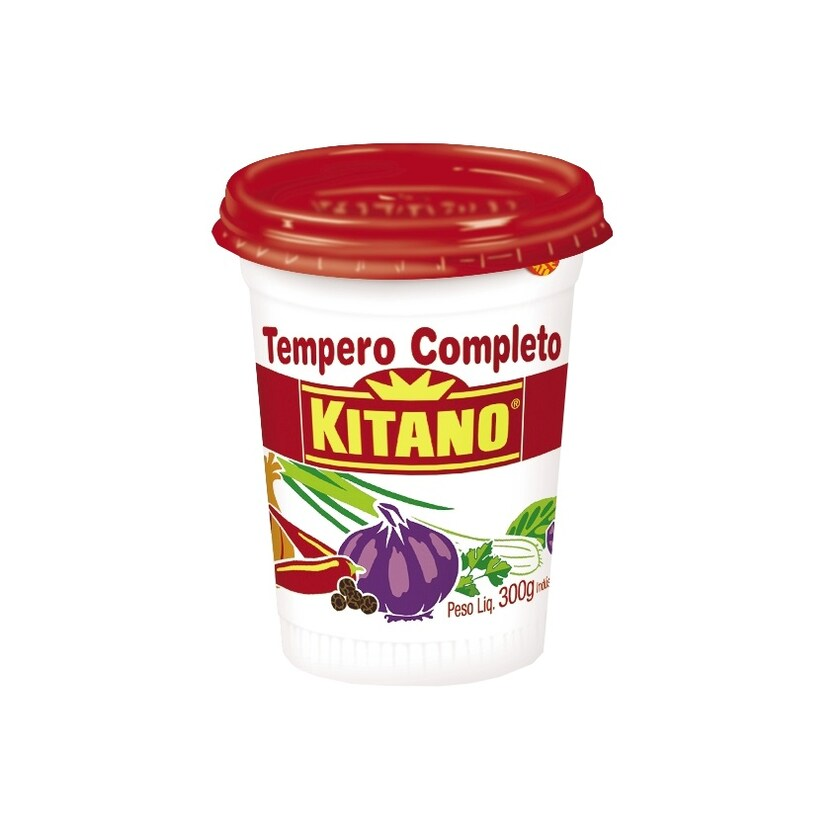Kitano Gewürzsalz Tempero Completo 300g