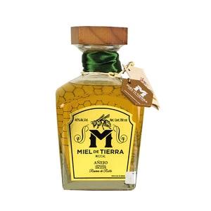 Miel De Tierra Mezcal Añejo 100% Agave 40% vol. 700ml