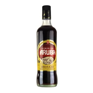 Arehucas Kaffeelikör Licor De Cafe Aruba 24% vol. 700ml