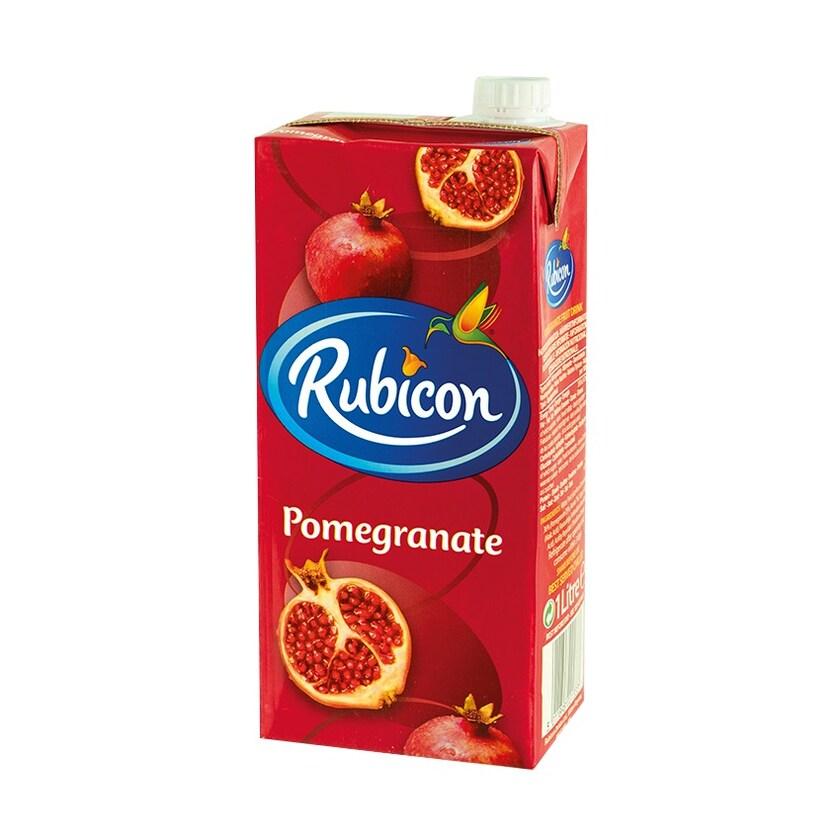 Rubicon Suco De Romã 1l
