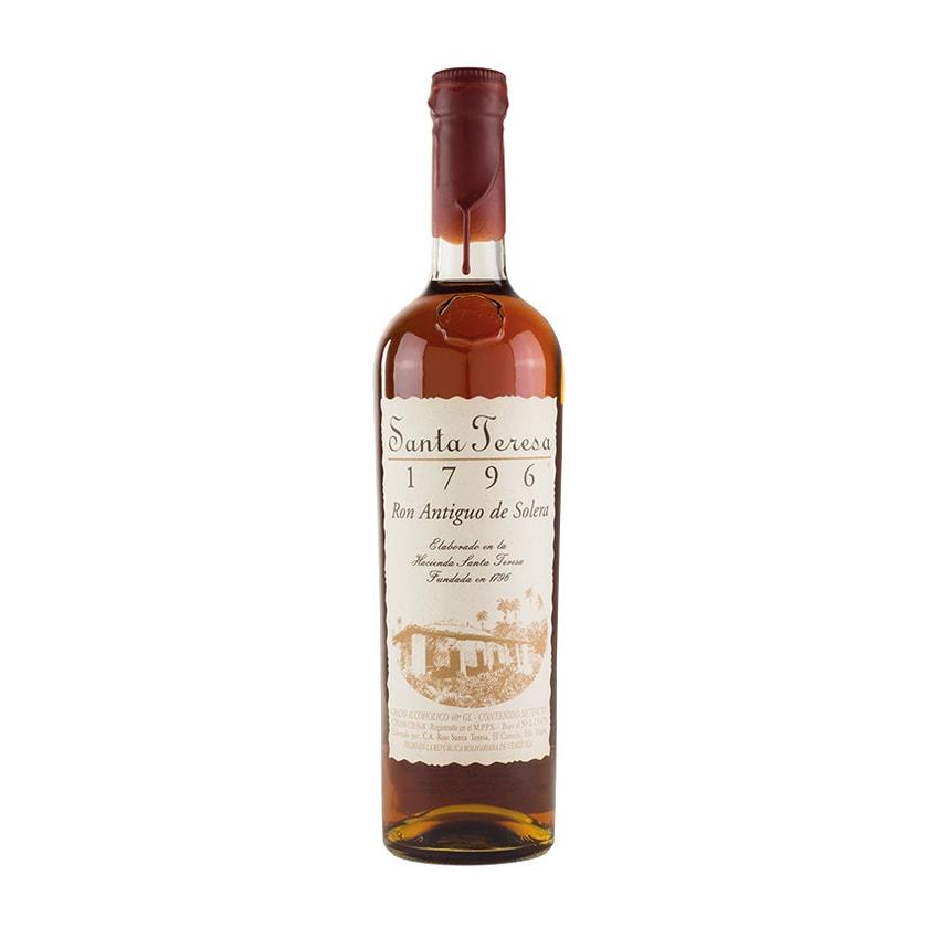 Santa Teresa Rum 1796 Ron Antiguo De Solera 40% vol. 700ml