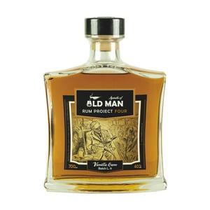Old Man Rum Project Four Spirit Vanilla Cane 40% vol. 700ml