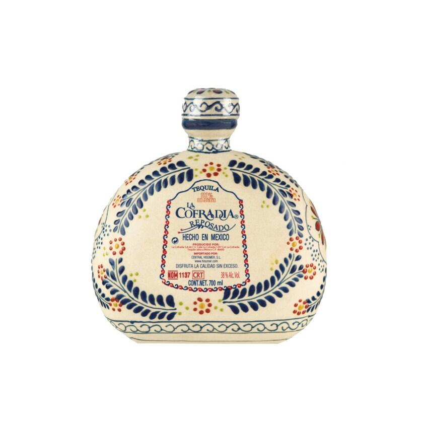 La Cofradia Tequila Reposado Talavera 38% vol. 700ml
