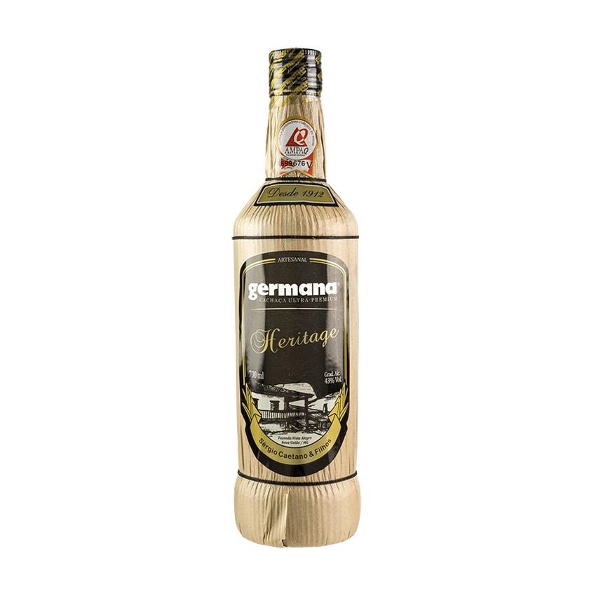 Germana Cachaça Premium Heritage 43% vol. 700ml