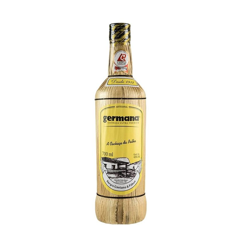 Germana Cachaça Premium Da Palha 40% vol.700ml