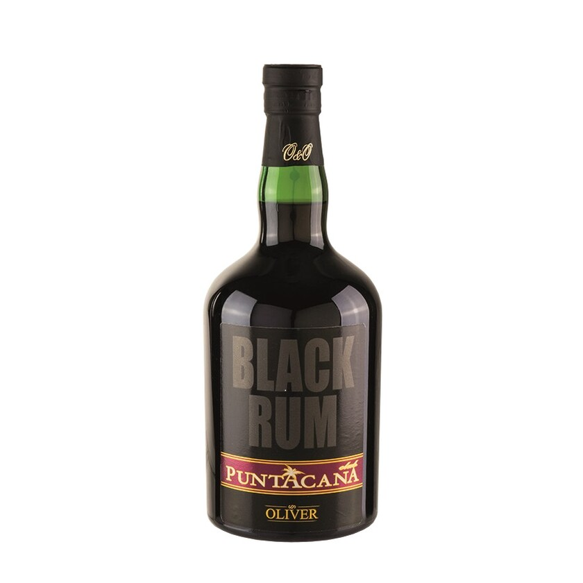 Puntacana Ron Club Black Rum 38% vol. 700ml