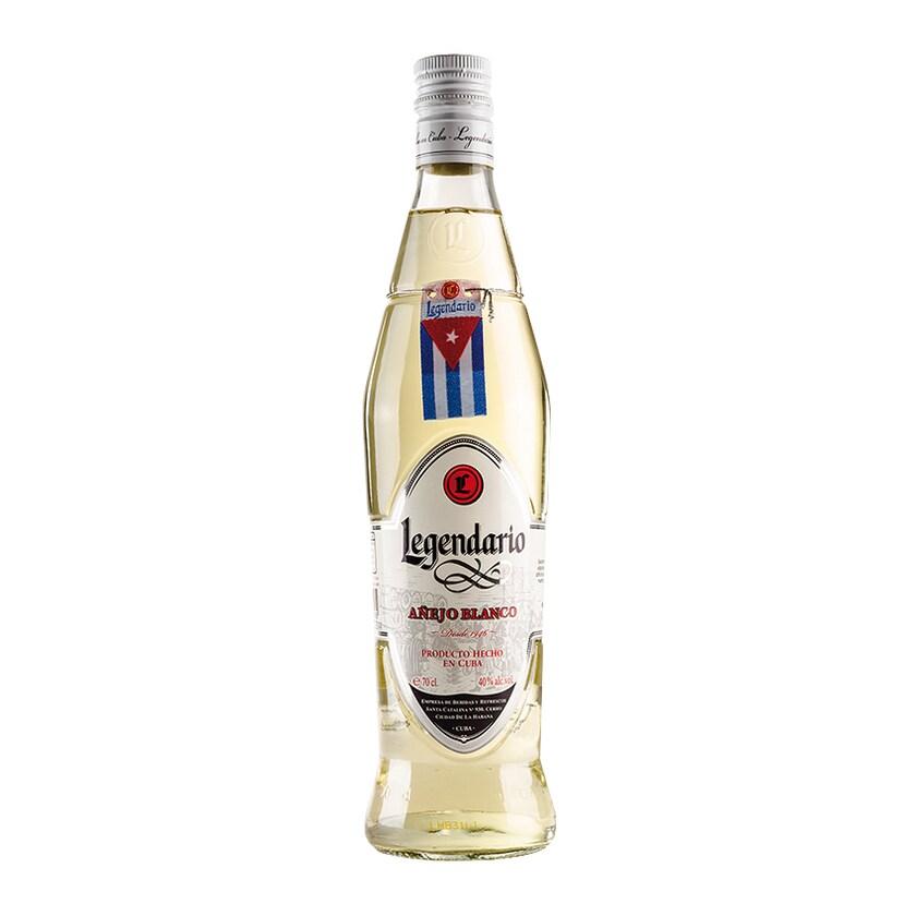 Legendario Rum Ronañejo Blanco 40% vol. 700ml