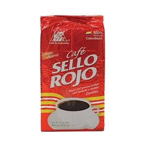 Sello Rojo Kaffee Cafe 250g
