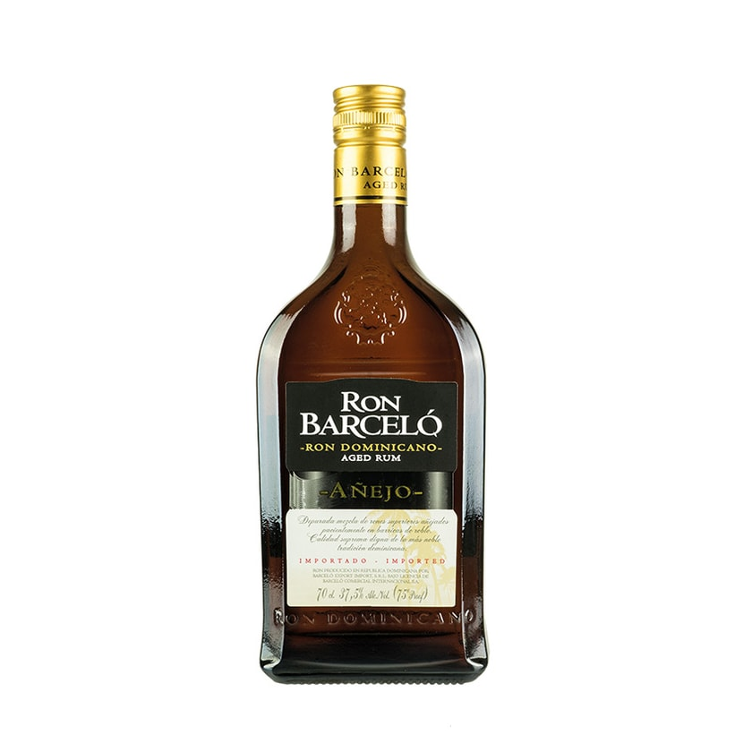 Barcelo Rum Ron Añejo 37,5% vol. 700ml