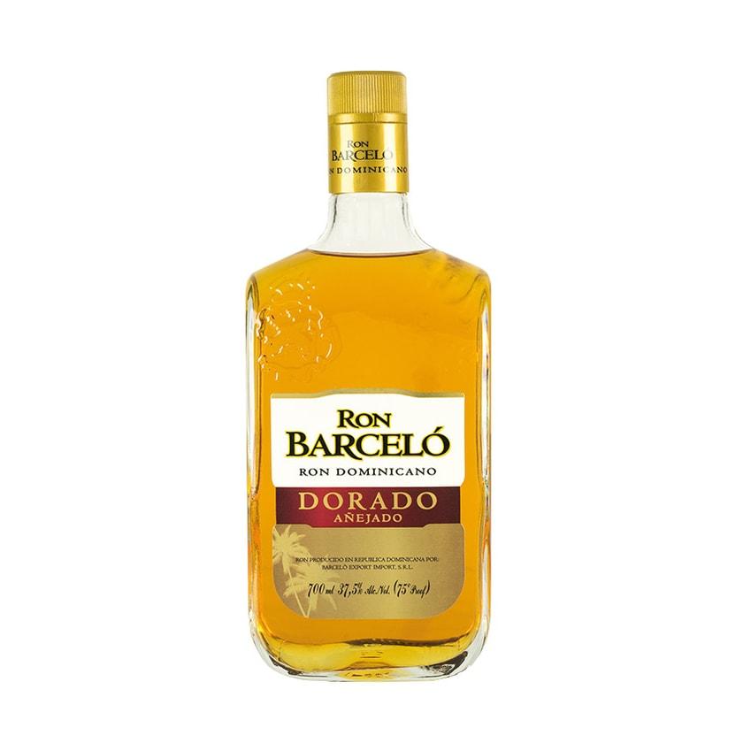 Barcelo Rum Ron Dorado 37,5% vol. 700ml