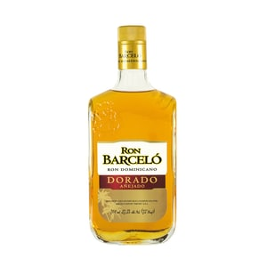 Barcelo Rum Ron Dorado 37,5% vol. 700ml