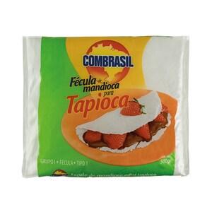 Combrasil Maniokstärke Fécula De Mandioca Para Tapioca 500g