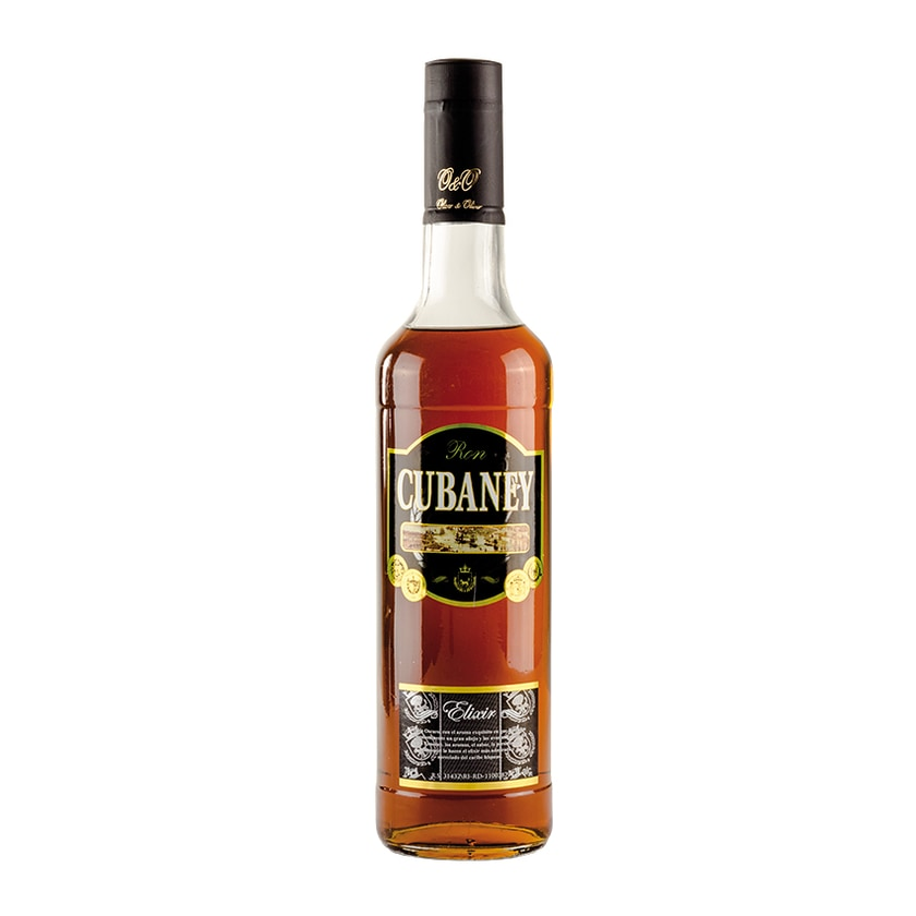 Cubaney Rum Elixir Del Caribe 34% vol. 700ml