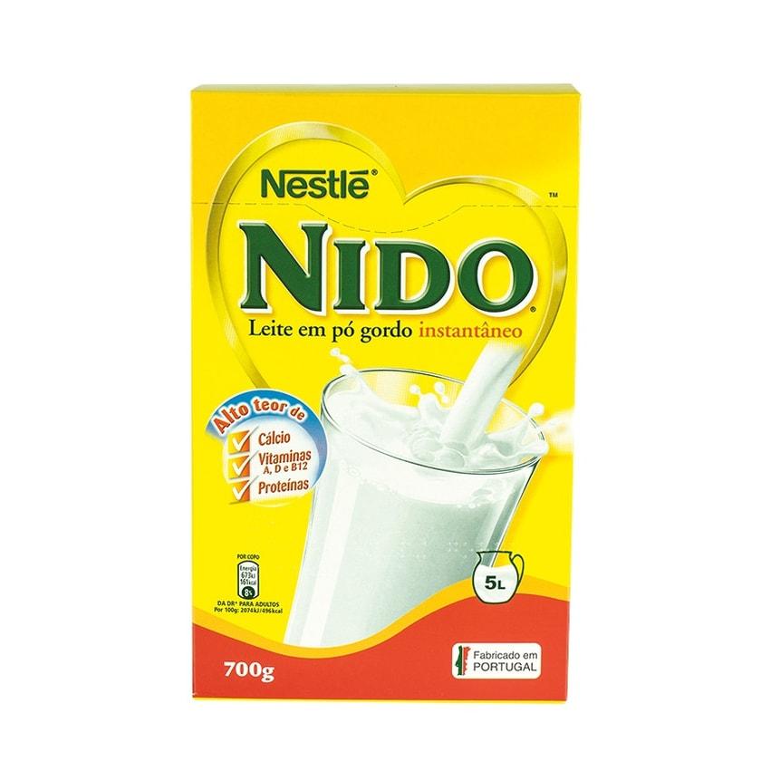 Nestlé Milchpulver Leite Nido 700g