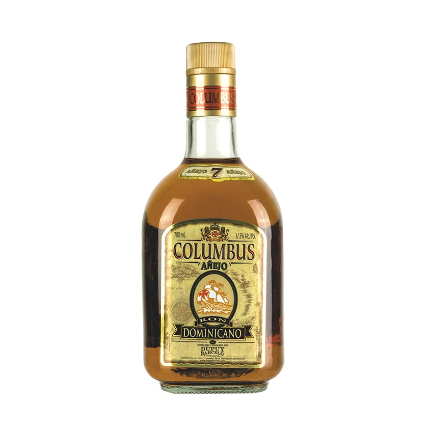 Columbos Rum Ron Añejo 37,5% vol. 700ml