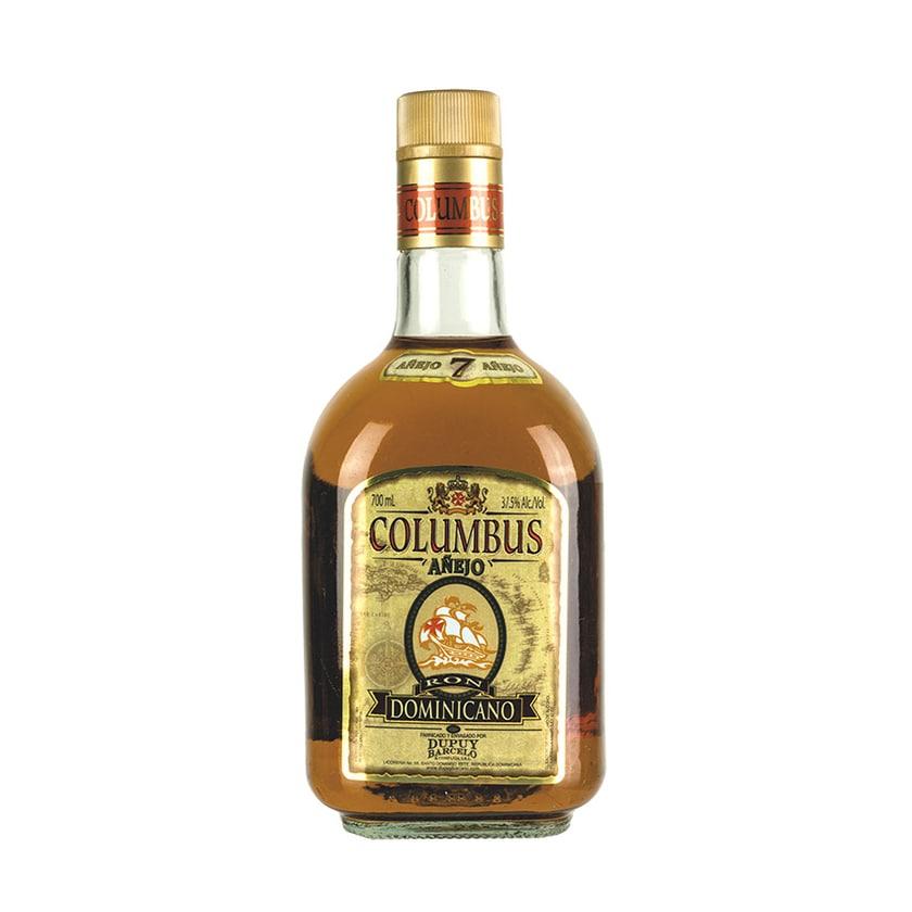 Columbos Rum Ron Añejo 37,5% vol. 700ml