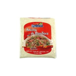 Combrasil Maniokmehl Farinha De Mandioca Branca 500g