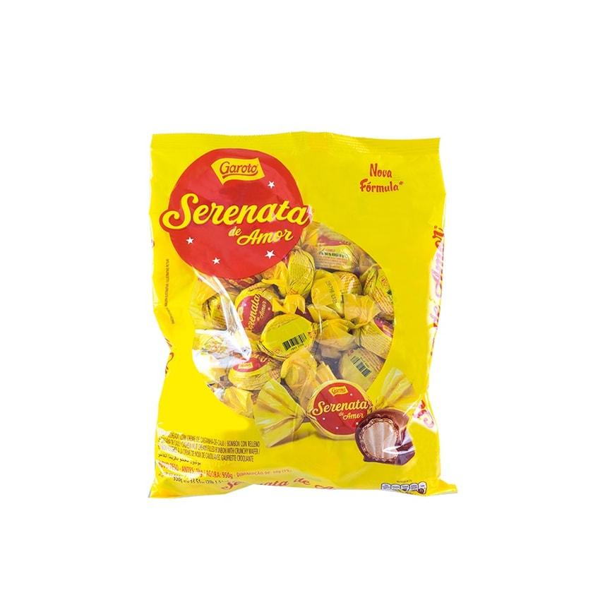 Garoto Schokoladen Bonbons Serenata De Amor 950g