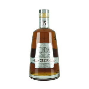 Quorhum Rum Ron 15 Años Solera 40% vol. 700ml
