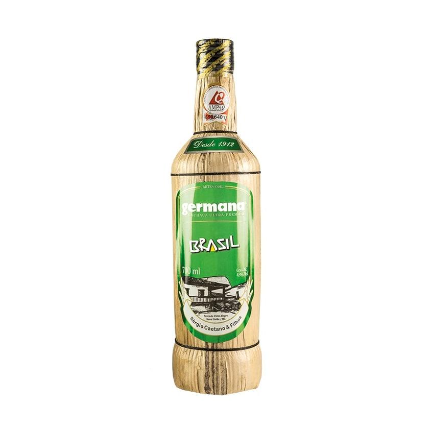 Germana Cachaça Premium Brasil 43% vol. 700ml