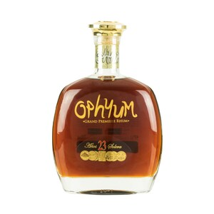 Ophyum Rum Grand Premiere Rhum 23 Años Solera 40% vol. 700ml