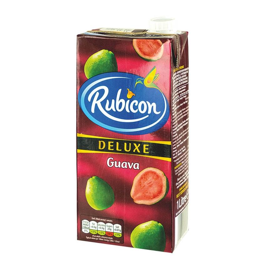 Rubicon Suco De Goiaba 1l