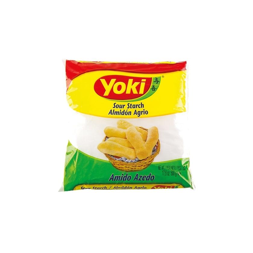 Yoki Maniokstärke säuerlich Polvilho Azedo 500g