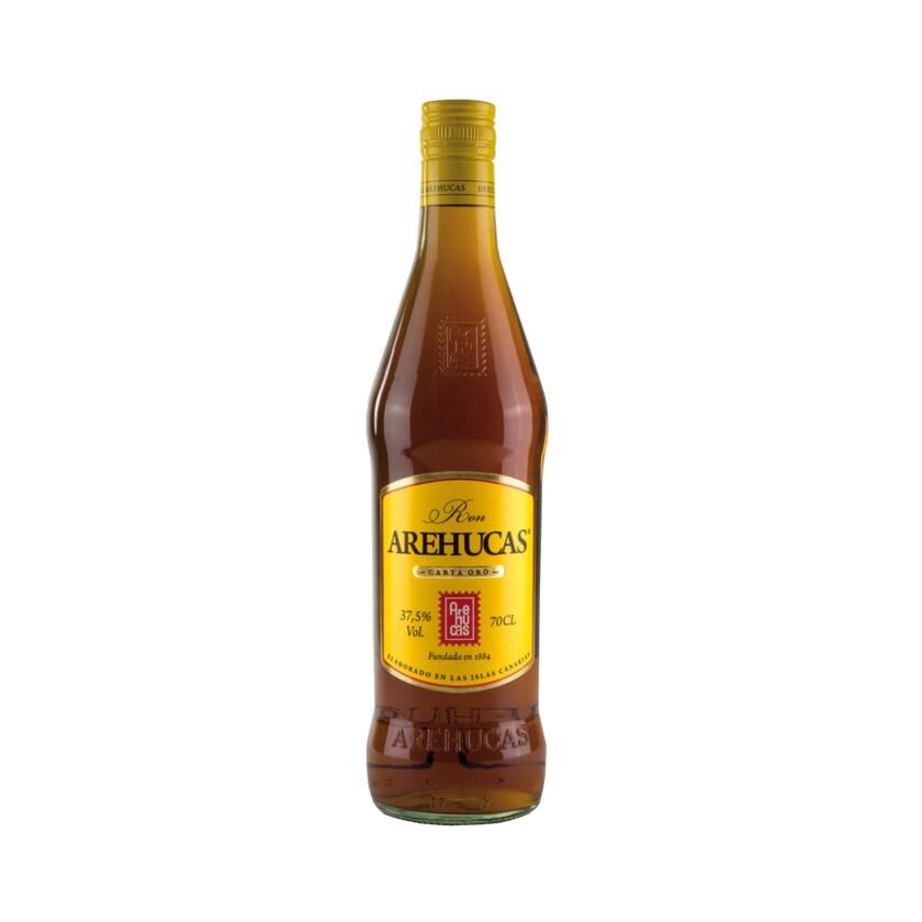 Arehucas Ron Carta Oro 37,5% vol. 700ml
