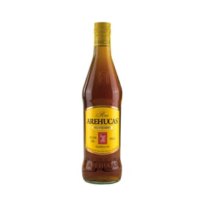 Arehucas Ron Carta Oro 37,5% vol. 700ml