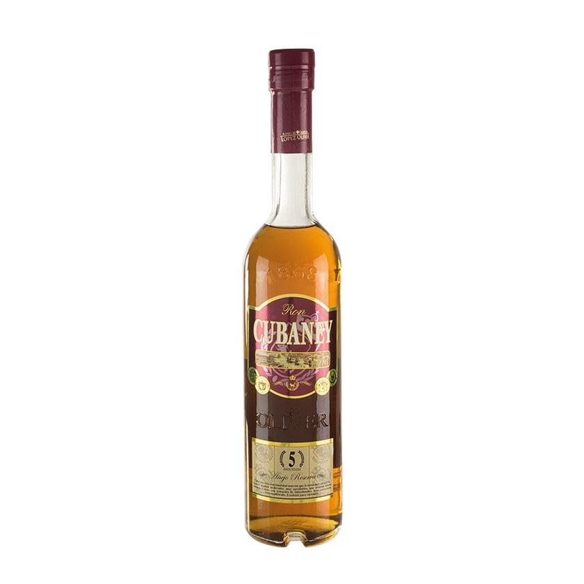Cubaney Rum Ron Gran Añejo 38% vol. 700ml