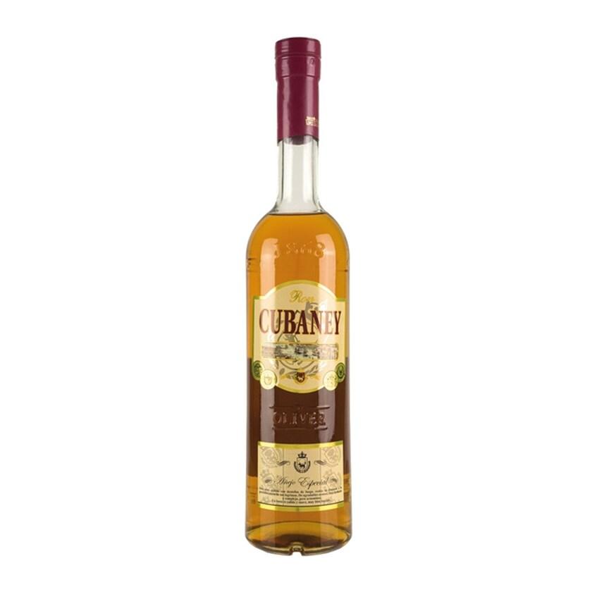 Cubaney Rum Ron Añejo Especial 38% vol. 700ml