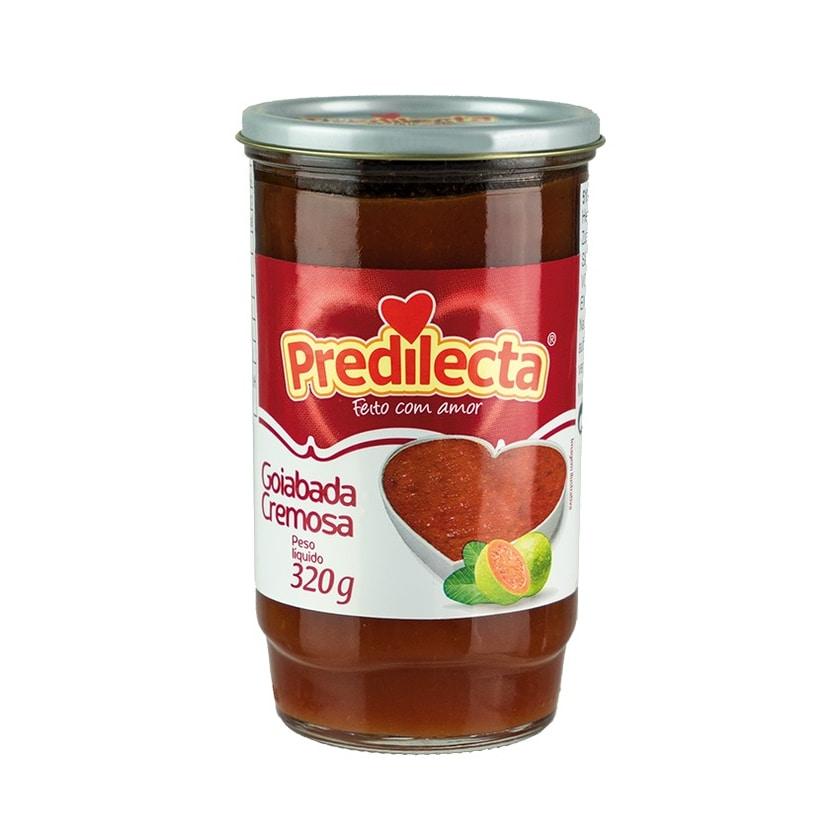 Predilecta Guaven-Fruchtaufstrich Goiabada Cremosa 320g