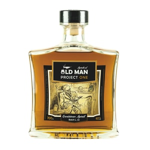 Old Man Rum Project Onespirit Of Caribbean 40% vol. 700ml