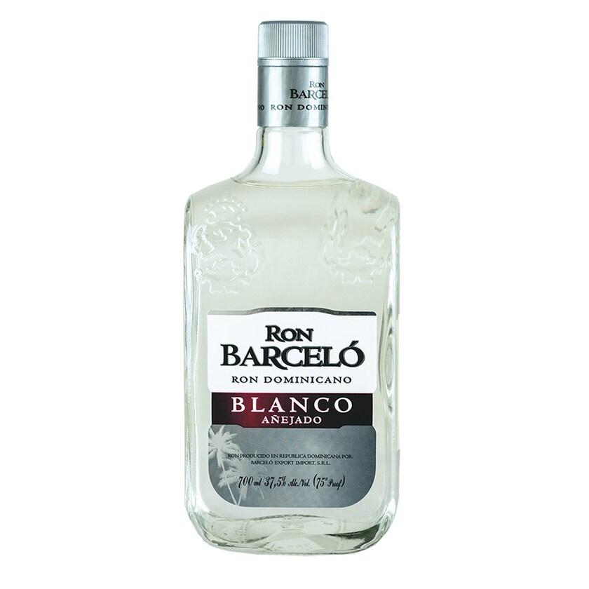 Barcelo Rum Ron Blanco Añejado 37,5% vol. 700ml