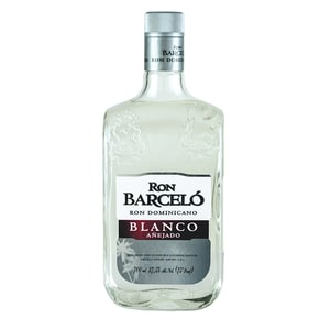 Barcelo Rum Ron Blanco Añejado 37,5% vol. 700ml