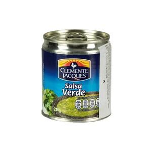 Clemente Jacques Grüne Salsa Dip-Soße Salsa Verde 210g