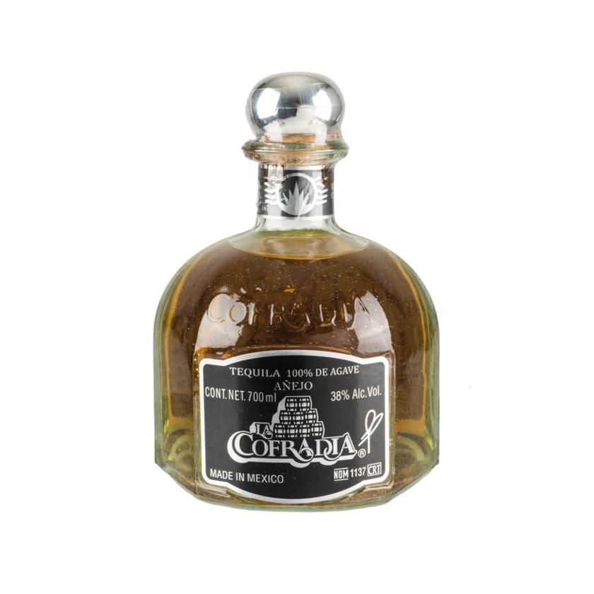 La Cofradia Tequila Añejo 38% vol. 700ml