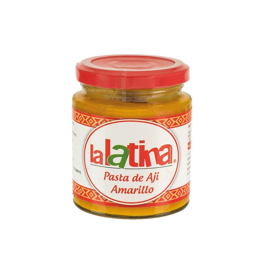 La Latina Chilipaste Pasta De Ají Amarillo 225g