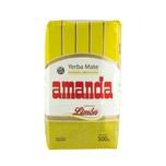 Amanda Mate Tee Yerba Mate Limón/Limette 500g