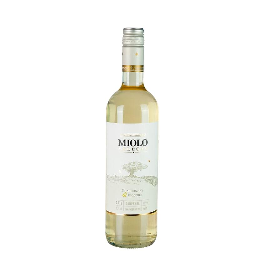 Miolo Weißwein Chardonnay/Viognier Seleção 12% vol. 750ml