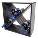 Diluma Weinregal Bacchus X-Cube 52x52x25 cm anthrazit