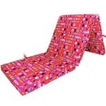 Diluma Klappmatratze Colors 187x60 cm Rosa