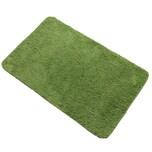 Diluma Badematte 50x80 cm Grün rutschfester Duschvorleger