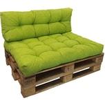 Diluma Palettenkissen Set Comfort Apfelgrün