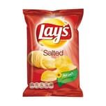 Lay's Chips Salted 80 x 27,5g
