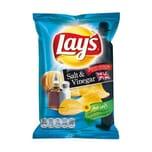 Lay's Chips Salt & Vinegar 48 x 27,5g