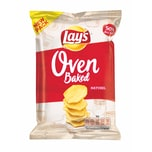 Lay's Chips Oven Roasted Naturel 20x35g