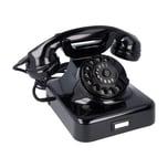PureNature Nostalgie Wählscheiben-Telefon W 48