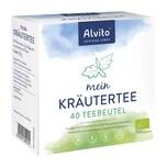 Alvito Bio Mein Kräutertee 40 Teebeutel 80g