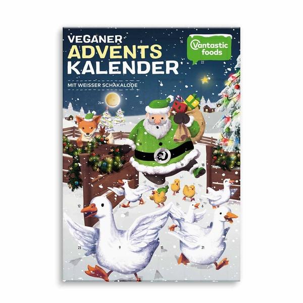 Vantastic Foods Veganer Adventskalender, 150 g